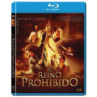 El reino prohibido - Blu-Ray