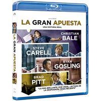 La gran apuesta (2015) - Blu-Ray