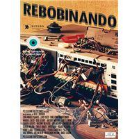 Rebobinando - DVD