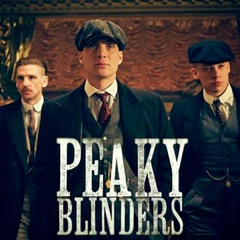 Peaky Blinders Temporada 1-5 B.S.O. - 2 Vinilos