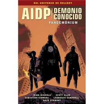 AIDP 34. Demonio conocido 2: pandemónium