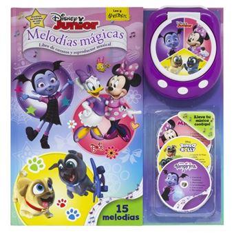 Disney Junior. Melodías mágicas