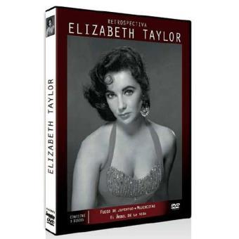 Pack Elizabeth Taylor: Retrospectiva - DVD