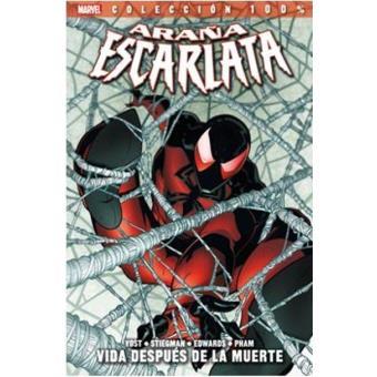 Araña escarlata 1. Vida después de la muerte. 100% Marvel