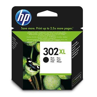 Cartucho de tinta HP 302XL Negro - Exclusivo web