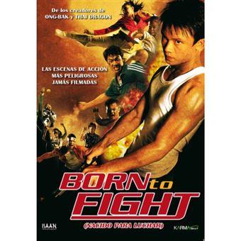 Born to Fight - DVD