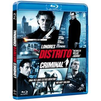 Londres: Distrito criminal - Blu-Ray