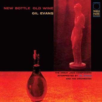 New Bottle, Old Wine - Vinilo
