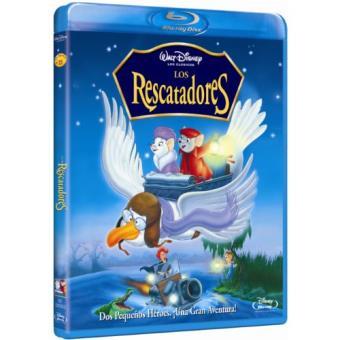 Los rescatadores - Blu-Ray