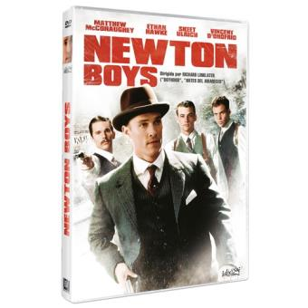 Los Newton Boys - DVD