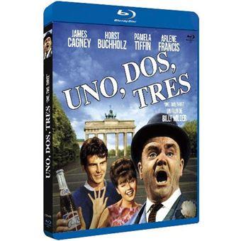 Uno, Dos, Tres - Blu-Ray