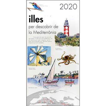 Calendari 2020 Illes per descobrir de la Mediterrània