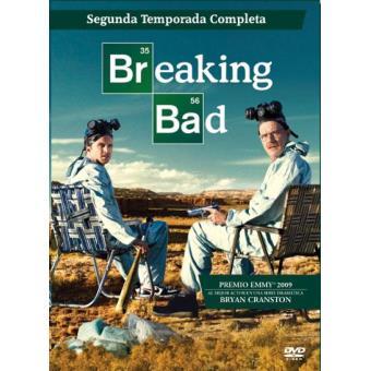 Breaking Bad  Temporada 2 - DVD