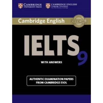 Cambridge IELTS 9 Student's Book with Answers + CD