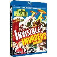Invasores invisibles V.O.S. - Blu-Ray