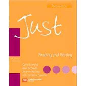 Just Reading And Writing - Elementary - Student's Book