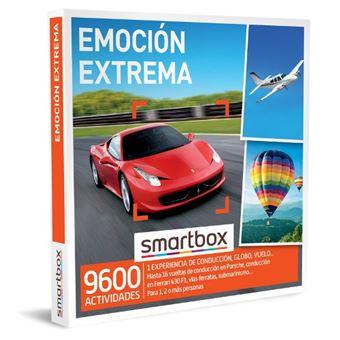 Caja Regalo Smartbox - Emoción Extrema