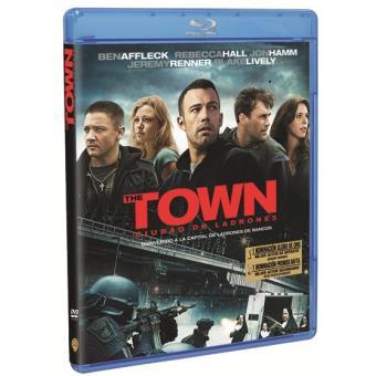 The Town: Ciudad de ladrones. Versiones cinematográfica y extendida - Blu-Ray