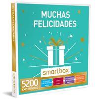 Caja Regalo Smartbox - Muchas felicidades