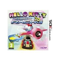 Hello Kitty And Sanrio Friends Racing 3DS