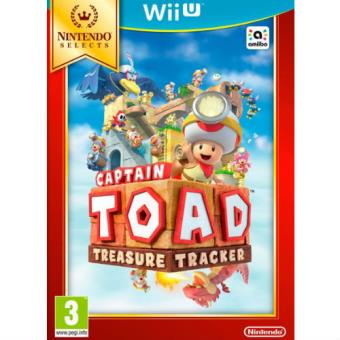 Captain Toad Selects Wii U
