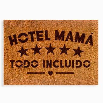 """Miss Borderlike Felpudo - Hotel Mamá """"5 estrellas"""" Todo incluido"""