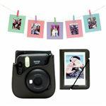 Set de accesorios Fujifilm Negro carbón para Instax Mini 11