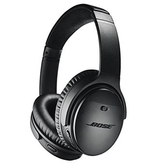 Auriculares Noise Cancelling Bose Quietcomfort 35 II Negro