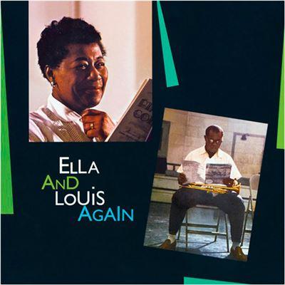 Ella and Louis Again - Vinilo