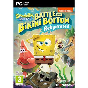 Bob Esponja Battle for Bikini Bottom - Rehydrated PC