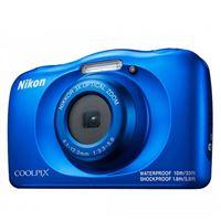 Cámara compacta Nikon Coolpix W150 + Mochila Azul Kit