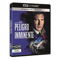 Peligro Inminente - UHD + Blu-Ray
