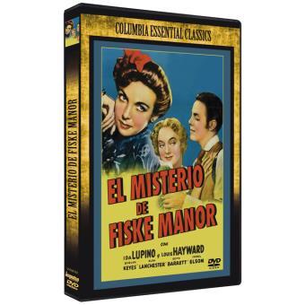 El misterio de Fiske Manor - DVD