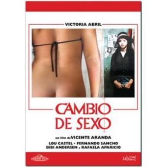 Cambio de sexo - DVD