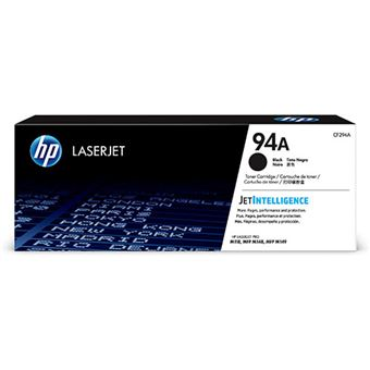 Tóner HP LaserJet 94A Negro