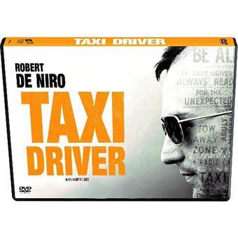 Taxi Driver - DVD Ed Horizontal