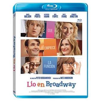 Lío en Broadway - Blu-Ray