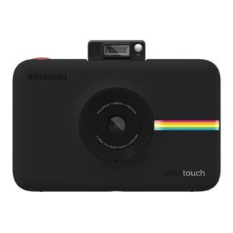 Cámara instantánea digital Polaroid Snap Touch Negro