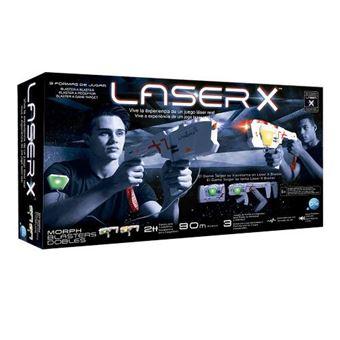 Pistola doble Láser X