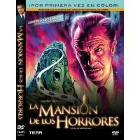 La mansión de los horrores Ed Coleccionista - DVD