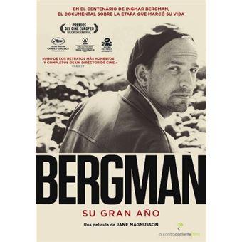 Bergman, su gran año - Blu-Ray