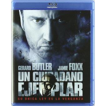 Un ciudadano ejemplar - Blu-Ray
