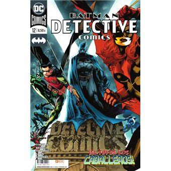 Batman: Detective Comics núm. 12 (Renacimiento)