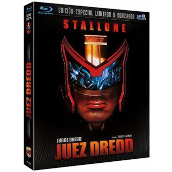 Juez Dreed Ed Especial Coleccionista - Blu-Ray + Postales