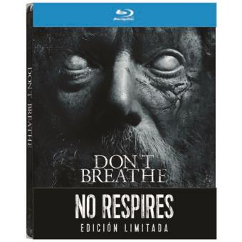 No respires – Exclusiva Fnac - Steelbook Blu-Ray - Ed limitada