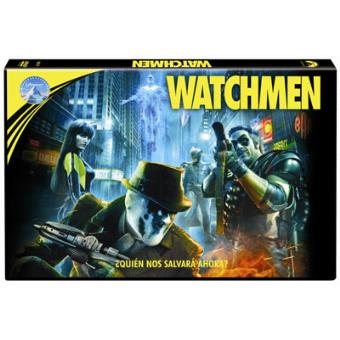 Watchmen - DVD Ed Horizontal