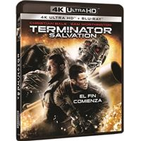 Terminator Salvation - UHD + Blu-Ray