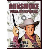 Gunsmoke: Furia de espuela - DVD