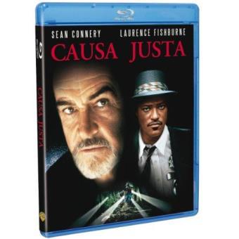 Causa justa - Blu-Ray