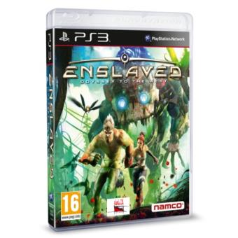 Enslaved Odyssey to the West PS3